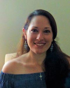 Elizabeth Wildes : Junior/Senior Youth Coordinator