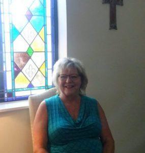 Pat Sears : Parish Secretary Thurs-Friday