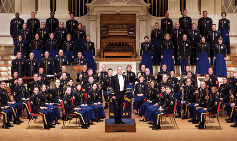 U.S Army Chorus Concert Friday August 31st at 6pm
