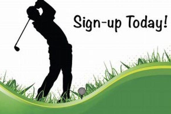 PBOC Golf Tournament  Monday Sept 17, 2018