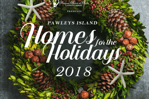 HOMES FOR THE HOLIDAYS TICKETS NOW ON SALE!