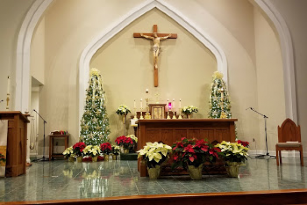 Schedule of Christmas Mass Services and  Advent Reconcilliation Services