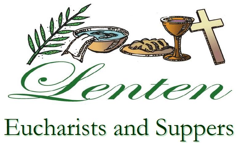 Lenten Simple Suppers through April 12, 2019
