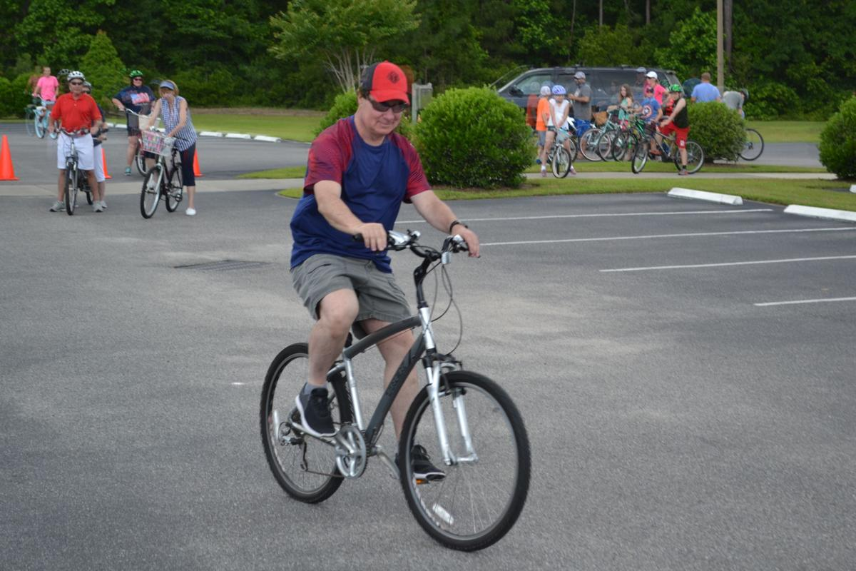 Fr. Pauls 2nd Annual  PBOC  Parish Bike-a-thon event!  5.25.19 @ 9am. Please bring signed waiver with you to the event.